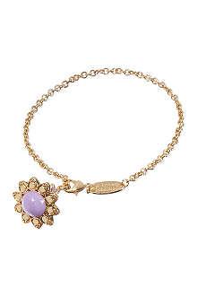 VIVIENNE WESTWOOD JEWELLERY Krystle orb bracelet