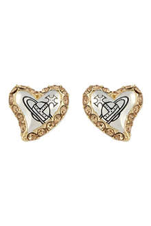 VIVIENNE WESTWOOD JEWELLERY Zita stud earrings