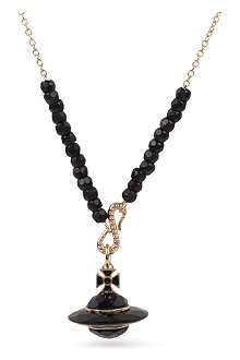 VIVIENNE WESTWOOD Piccadilly bead pendant necklace