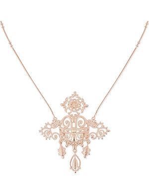 VIVIENNE WESTWOOD JEWELLERY Isolde Bas Relief necklace