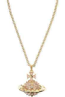 VIVIENNE WESTWOOD Mayfair large orb pendant necklace