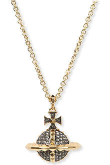 VIVIENNE WESTWOOD Mayfair orb pendant necklace