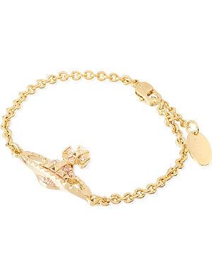 VIVIENNE WESTWOOD JEWELLERY Mayfair bas relief bracelet