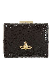 VIVIENNE WESTWOOD Frilly frame purse