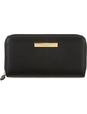 VIVIENNE WESTWOOD Maddox long zip-around wallet