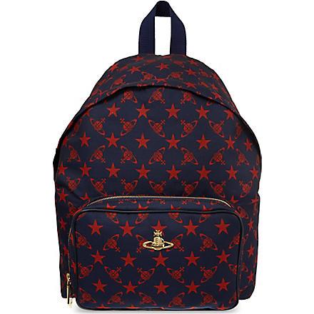 VIVIENNE WESTWOOD Stella backpack (Blu