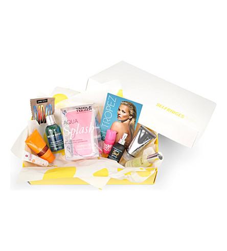 THE BEAUTY BOX Summer Beauty Box