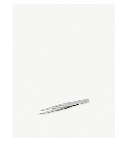 TWEEZERMAN Stainless steel point tweezer (Steel