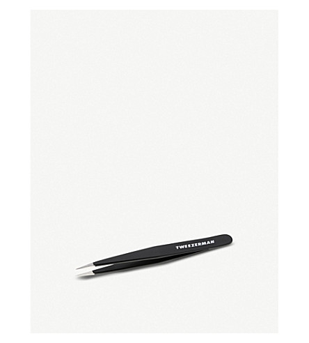 TWEEZERMAN Point Tweezers (Midnight+sky