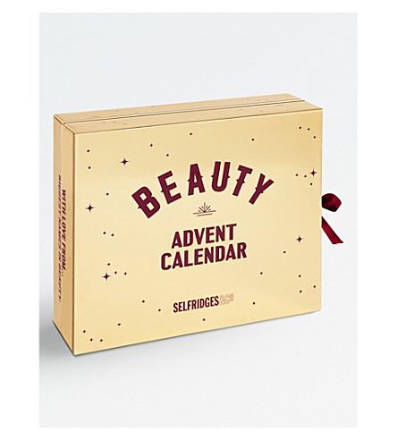 SELFRIDGES Selfridges Beauty Advent Calendar
