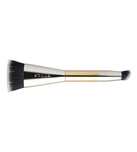 STILA Custom dual-end contour brush