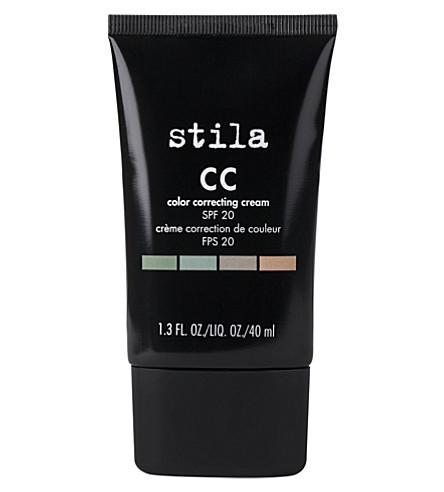 STILA CC Colour Correcting cream SPF 20 (Fair+01