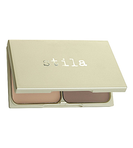 STILA Shape & Shade Custom Contour Duo Palette (Deep
