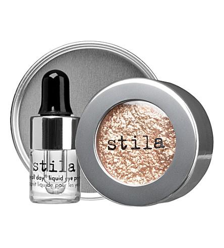 STILA Magnificent Metals Foil Finish eyeshadow (Metallic kitten