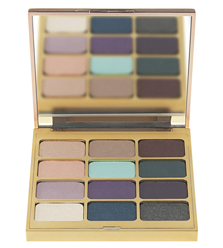 STILA Eyes Are The Window Shadow Palette - Body, Mind, Soul, Spirit (Body