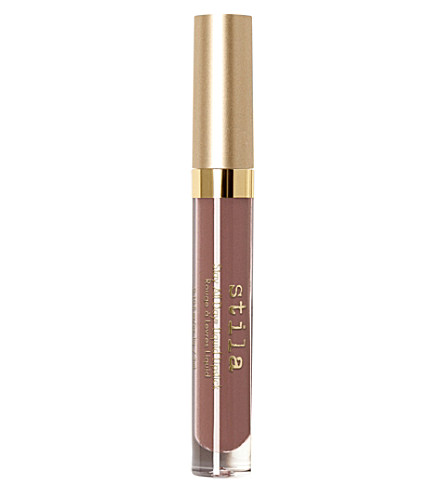 STILA Stay All Day liquid lipstick (Biscotti