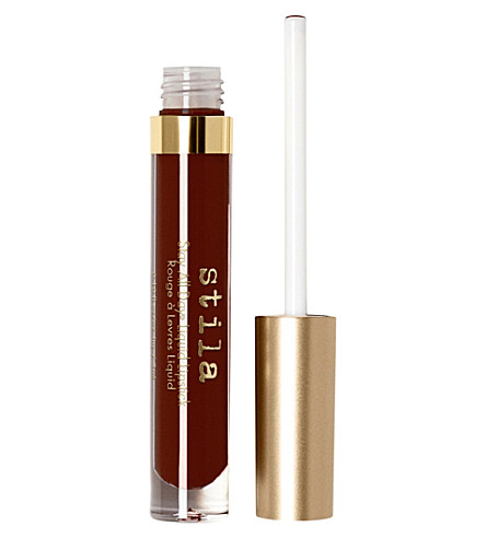 STILA Stay All Day liquid lipstick (Notte