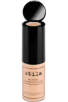 STILA Stay All Day foundation and concealer