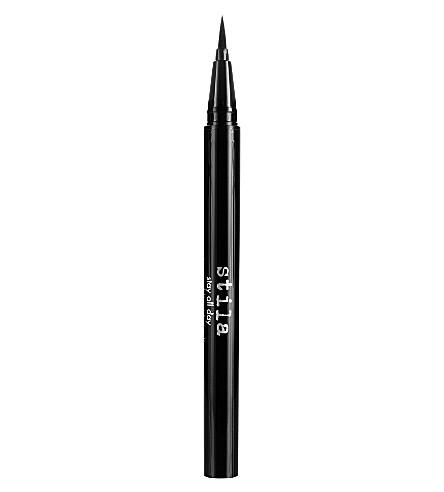 STILA Stay All Day waterproof liquid eyeliner (Intense black