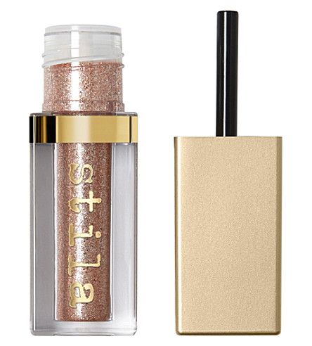 STILA Glitter and Glow liquid eyeshadow (Kitten+karma