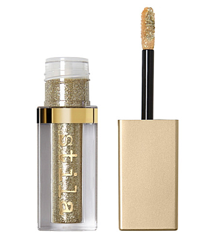 STILA Glitter and Glow liquid eyeshadow (Gold+goddess