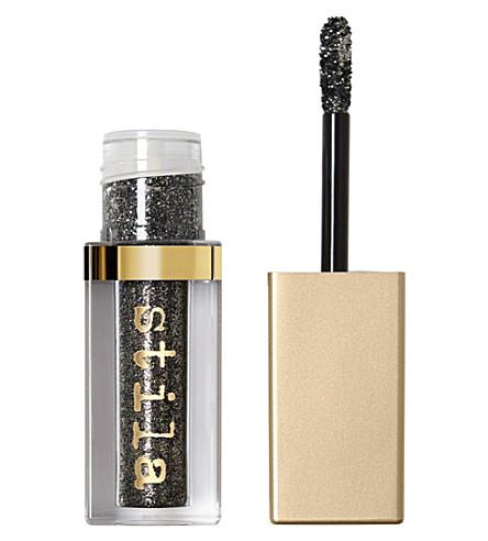 STILA Glitter and Glow liquid eyeshadow (Molten+midnight