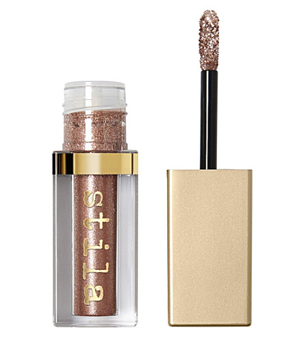 STILA Glitter and Glow liquid eyeshadow (Bronzed+bell