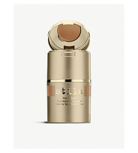 STILA Stay All Day® Foundation & Concealer 30ml (Almond