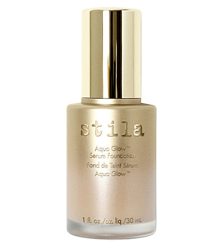 STILA Aqua Glow Serum Foundation (Fair