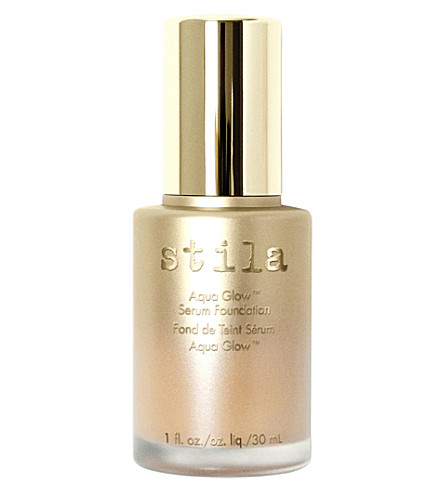 STILA Aqua Glow serum foundation light (Light