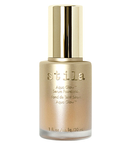 STILA Aqua glow serum foundation (Light+medium