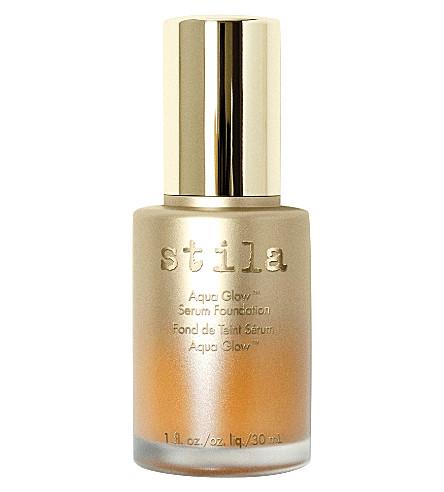 STILA Aqua Glow™ Serum Foundation (Medium+tan