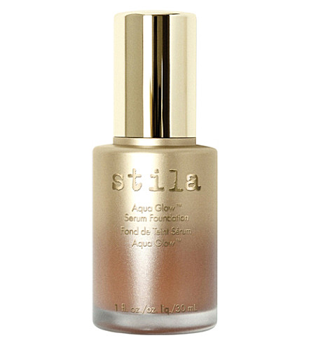 STILA Aqua Glow Serum Foundation (Dark