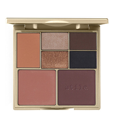 STILA Perfect Me, Perfect Hue eye & cheek palette (Dark