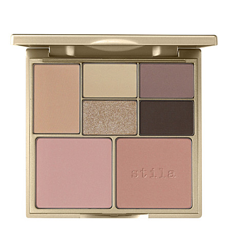 STILA Perfect Me, Perfect Hue eye & cheek palette (Fair