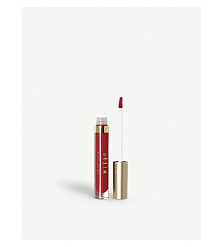 STILA Stay All Day shimmer liquid lipstick 2.4ml (Beso+shimmer