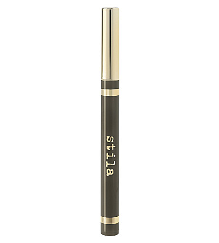 STILA Stay all day waterproof liquid eyebrow pen (Dark