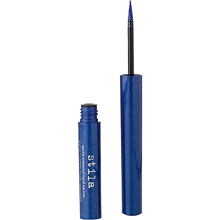 STILA Sparkle waterproof liquid eyeliner (Curacao