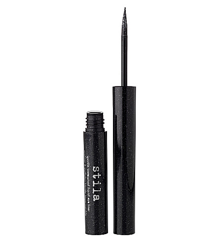 STILA Sparkle waterproof liquid eyeliner (Sequins
