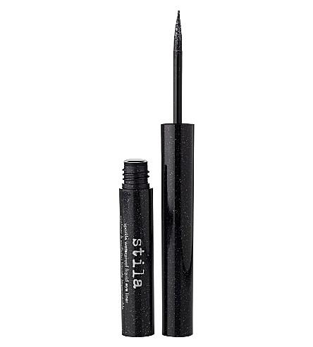 STILA Sparkle waterproof liquid eyeliner (Sequins