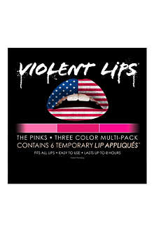 VIOLENT LIPS The Pinks