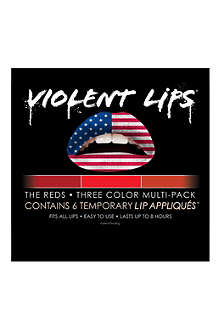 VIOLENT LIPS The Reds