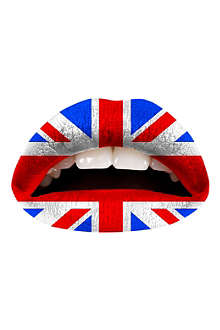 VIOLENT LIPS The Union Jack