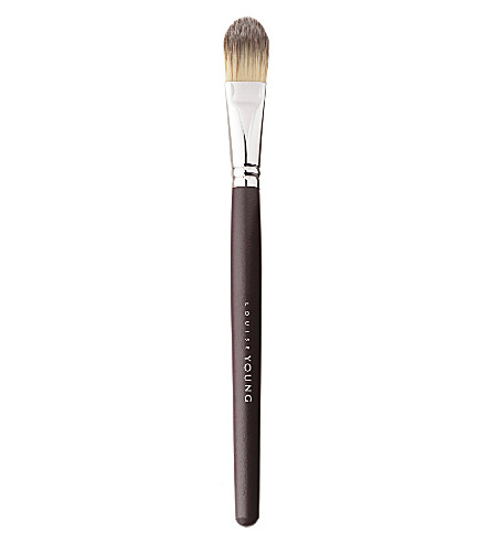 LOUISE YOUNG LY01 - Mini foundation taklon brush