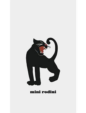 FASHION TATTOO Mini Rodini Panther temporary tattoo