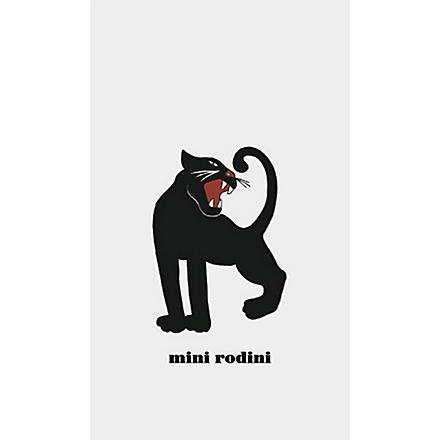 FASHION TATTOO Mini Rodini Panther temporary tattoo