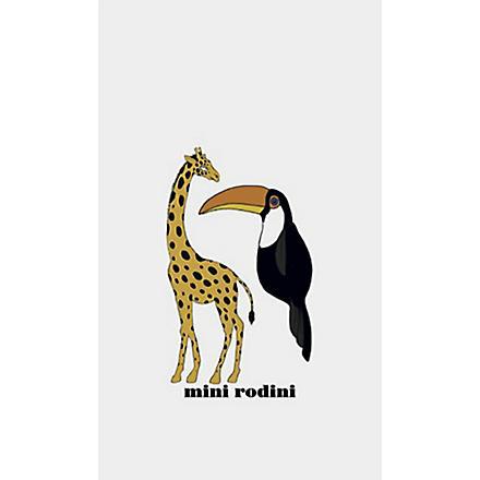 FASHION TATTOO Mini Rodini Giraffe temporary tattoo