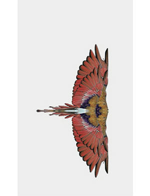 FASHION TATTOO Marcelo Burlon Wings temporary tattoo