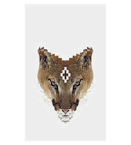 FASHION TATTOO Marcelo Burlon Lioness temporary tattoo