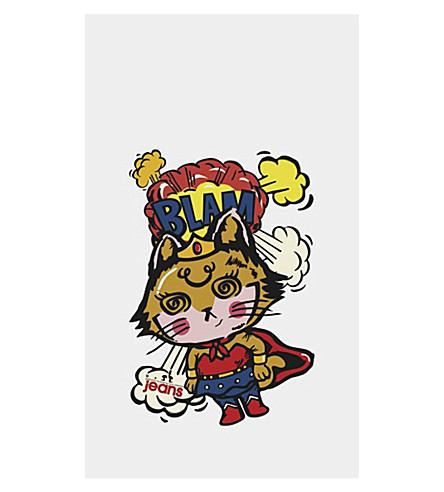 FASHION TATTOO I.T. B+AB Super Cat temporary tattoo